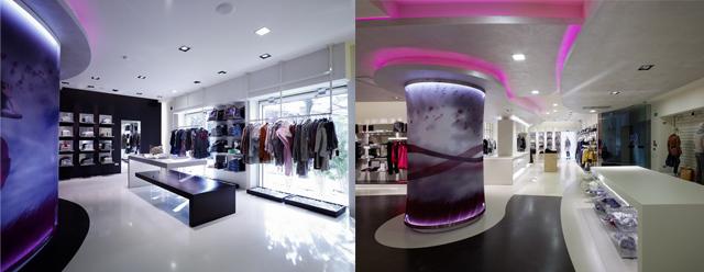 意大利eliseo服装店